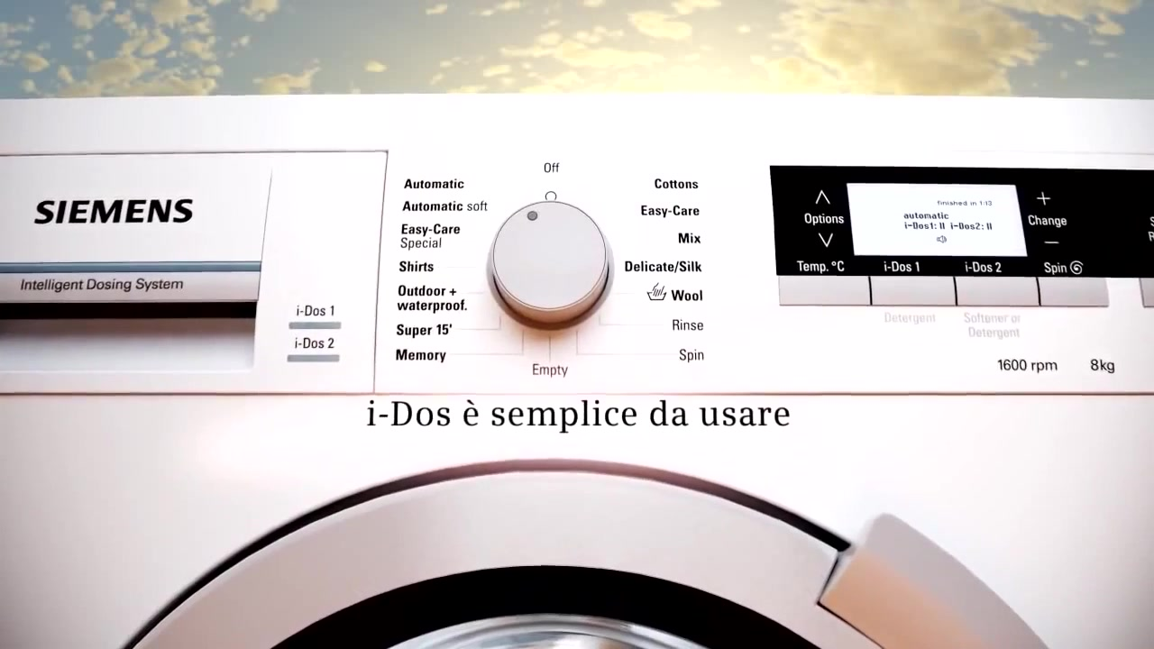 Siemens iDos